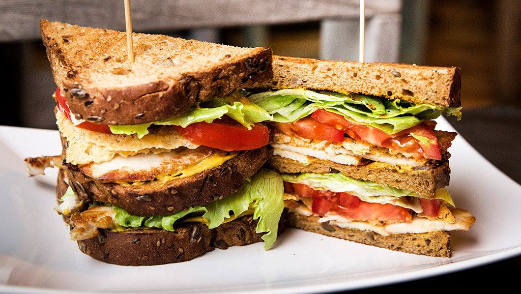Streat Club Sandwich